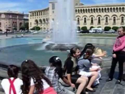 ARMENIA. Ереван 28 мая 2011года.  20 лет спустя