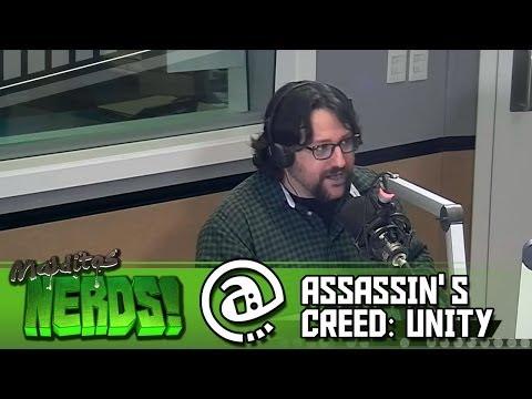 Malditos Nerds: realidad virtual de Sony y Assassin's Creed: Unity