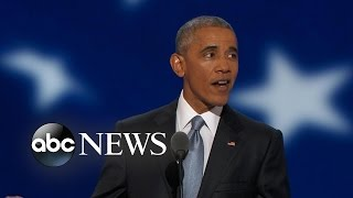 President Obama Full Speech at the Democratic National Convention
