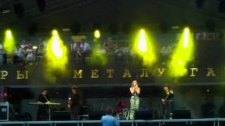 Юлия Михальчик - Live in Belarus (г.Жлобин, 16.07.11)