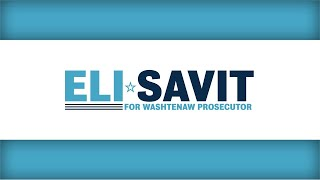 Virtual Installation Of Eli Savit as Washtenaw County Prosecuting Attorney