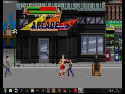 ivan drago justice enforcer rocky iv pc full game youtube