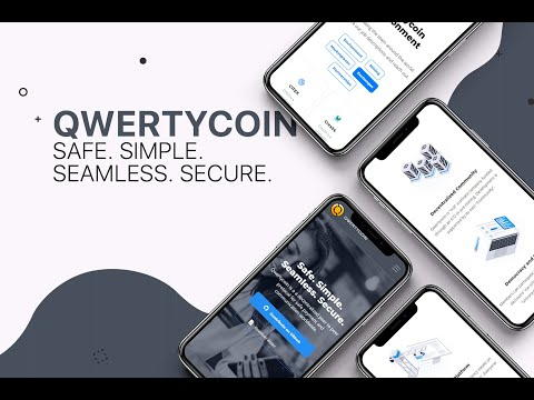 ????OVERVIEW CRYPTOCURRENCY PROJECT QWERTYCOIN ????