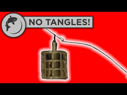 How To Tie A Simple Feeder Rig - Feeder Fishing