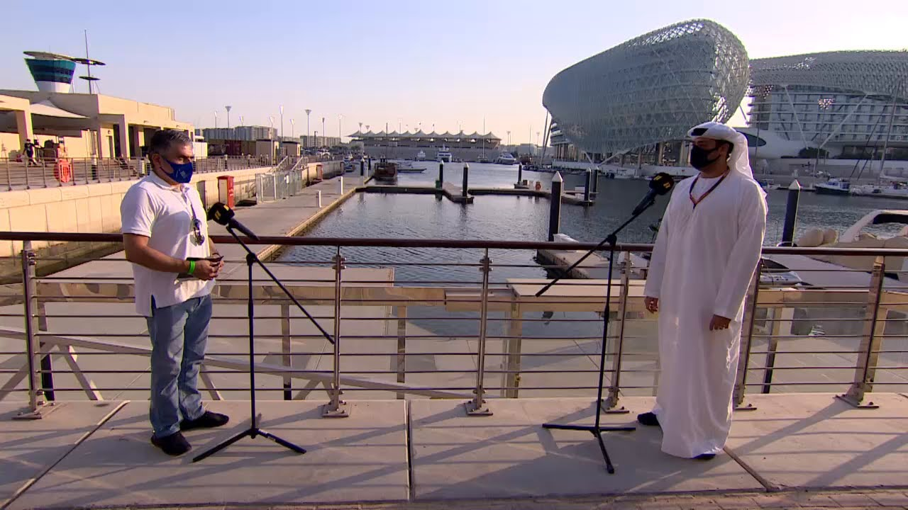 مقابلة MBC ACTION مع الرئيس التنفيذي بالإنابة لشركة أبوظبي