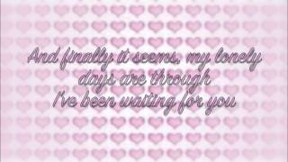 I've Been Waiting For You - ABBA (with lyrics)