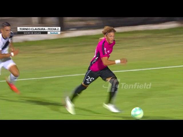 Fecha 2 - Show de Goles - Campeonato Uruguayo 2020 - Clausura