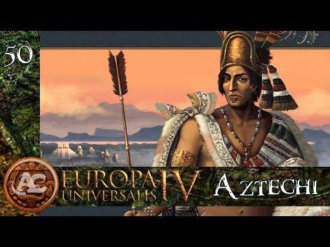 Aztechi #51 - Sunset Invasion    EU4 Gameplay ITA