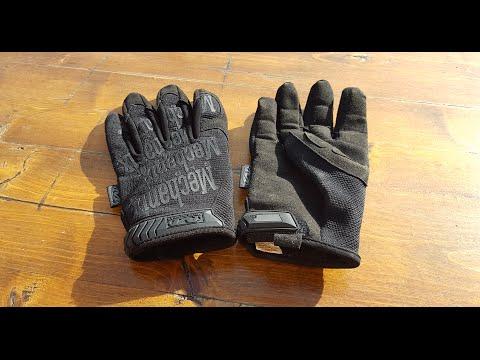Review of the Mechanix Wear Tactical Original Covert Gloves
