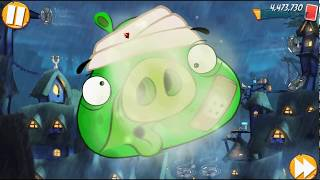 Beat The Daily Challenge King Pig Panic Completed in Angry Birds 2 Tuesday2