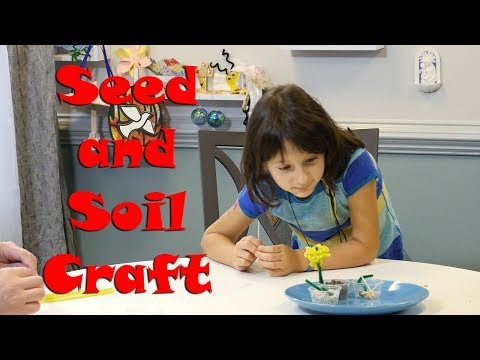 July 16th-Seeds and Soil craft