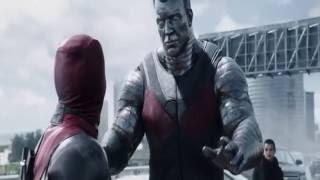 Deadpool Funny scenes part 1 (Bluray)