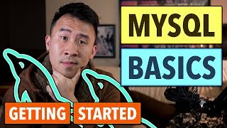MySQL Basics & How to Get Started - SQL Select, Insert, Update, Delete