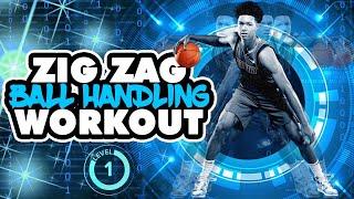 Video 4 MINUTE BALL HANDLING WORKOUT! Zig Zag Lvl 1 download MP3, 3GP, MP4, WEBM, AVI, FLV Januari 2018