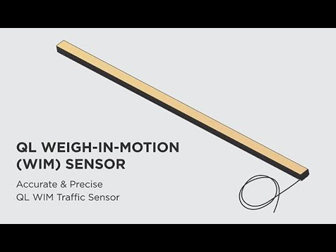 QL Weigh-in-Motion Traffic Sensor (English)