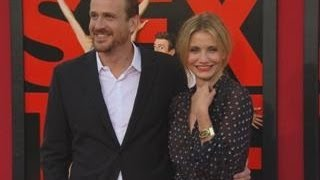Cameron Diaz & Jason Segel Talk Getting Naked On Camera for 'Sex Tape'