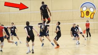KINGS OF GRAVITY - Monster Volleyball 3-rd Meter Spikes (HD)