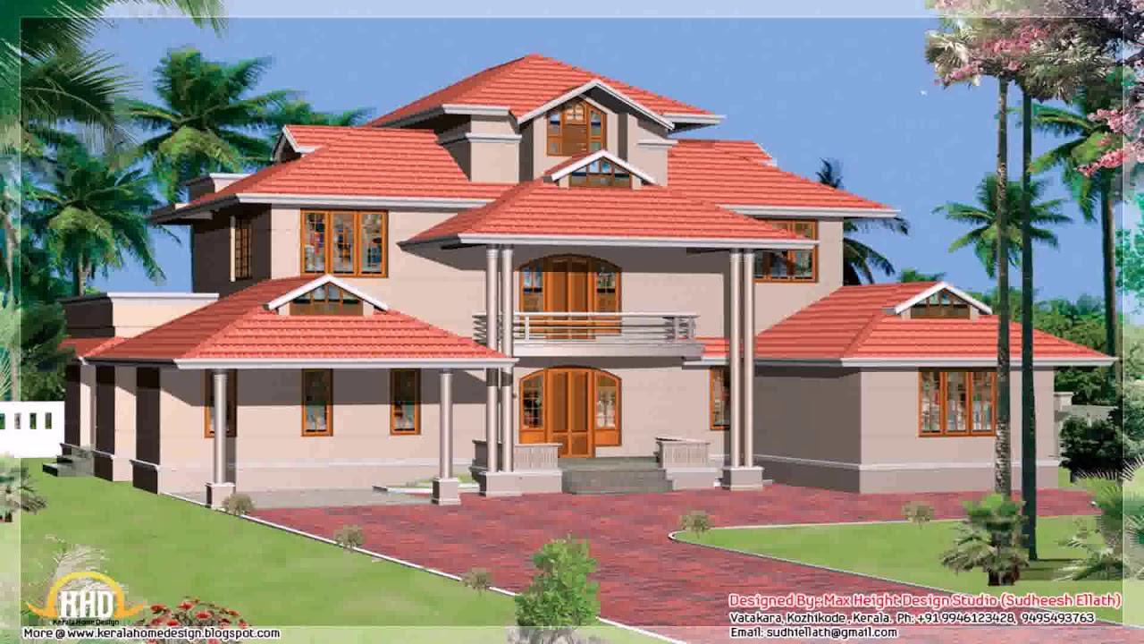 Kerala Style Landscape Design Photos Youtube