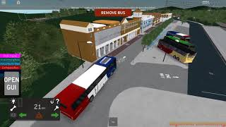 Let es Play Roblox || Canterbury & District Bus Simulator V4 BETA