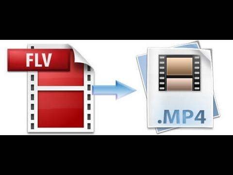 Как преобразить Flv файл в Mp4 или другой (flv To Mp4)