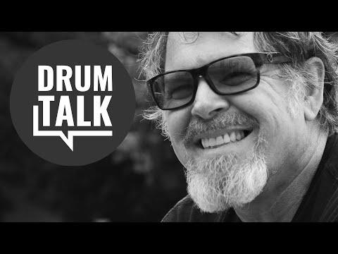 Pat Mastelotto (King Crimson) - drumtalk [episode 19]