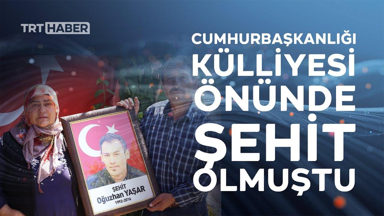 15 Temmuz'un tabuta sığmayan şehidi: Oğuzhan Yaşar - YouTube