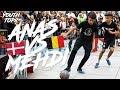 Anas Jaber DEN VS Mehdi Amri BEL | PHI18 World Championship - YOUTH TOP8