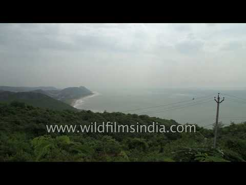 Visakhapatnam's beaches