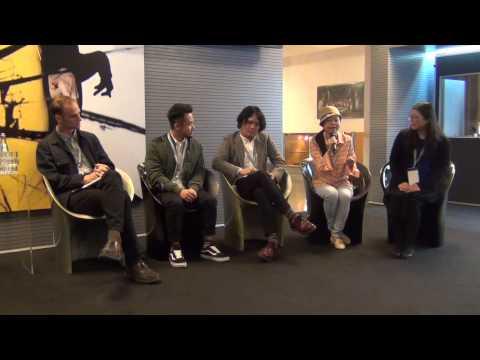 Conferenza Herman Yau ed Erica Li