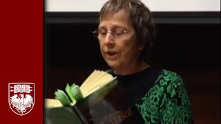 Rae Armantrout Poetry Reading