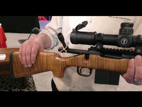 D+DH Innovation Zone: Ithaca Precision Rifle