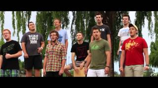 Outsiders Medley - 9 voice acapella ( Arrangement Andries D