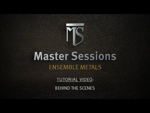 Heavyocity - Master Sessions: Ensemble Metals - Behind the Scenes