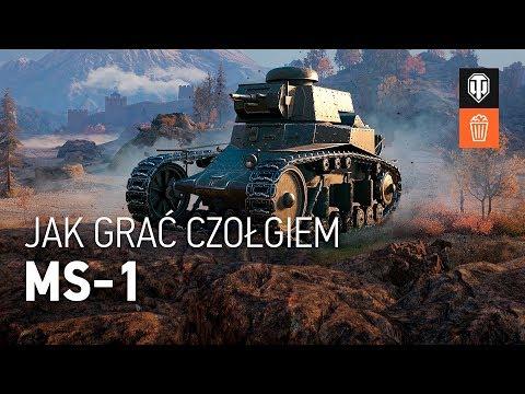 Jak grać czołgiem: MS-1 [World of Tanks Polska]