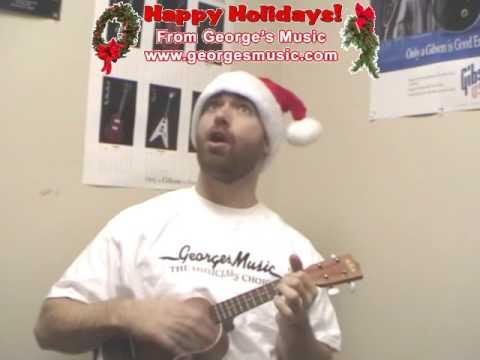 Ukulele ukulele tabs 12 days of christmas : 12 Days of Christmas - Ukulele - George's Music - YouTube