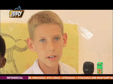 TEEN CITY: British School Of Kampala Open Day[1/2]