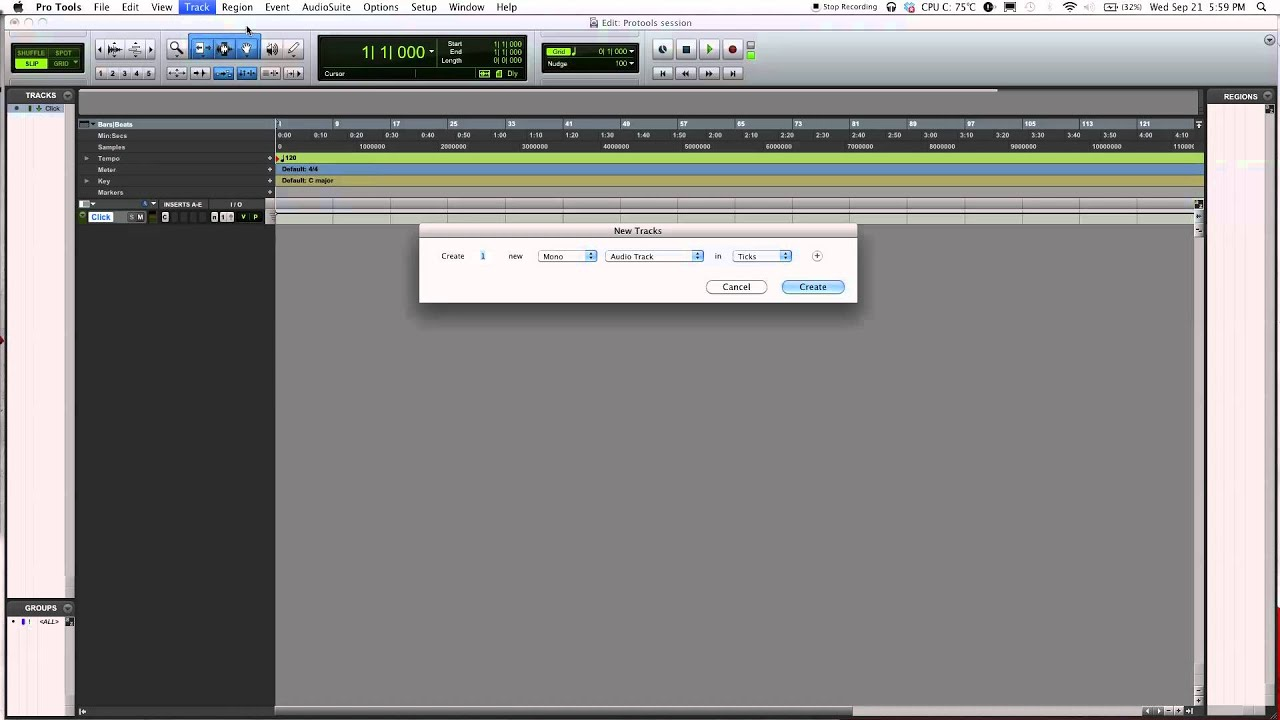 pro tools beginner tutorial how to record in pro tools youtube rh youtube com Express Employment Professionals Express Temporary Employment