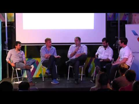 Start-Up Chile Week | Growth Panel