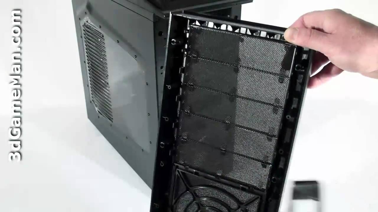 1061 Cooler Master Storm Scout Case Video Review Youtube