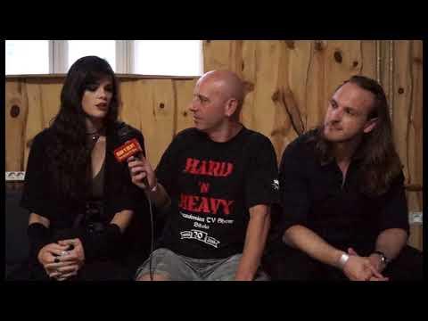 Visions Of Atlantis interview Hard n Heavy MK Macedonian TV Show 25 07 2017 Metaldays