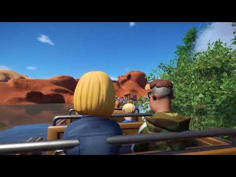 Walt Disney's Mine Train Thru Nature's Wonderland