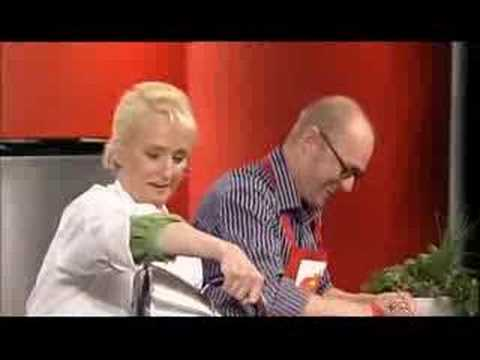 Rakie Ayola and Adrian Edmondson - Ready Steady Cook - 2/3