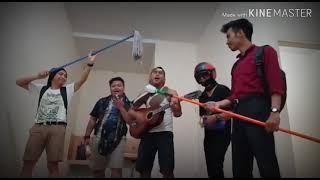Kerenn!  Cover lagu KASMARAN-Phantom MCE FIFGROUP cabang Marelan!!