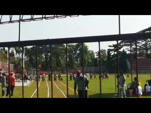 SMPN3 Gresik, Inez, Atletik, 60M, pelajar jatim,  Probolinggo. Semi final.