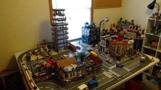 LEGO City Update #8 October 2016