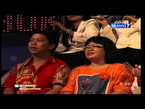 NIRWANA Band Feat ZASKIA GOTIX Live At Bukan 4 Mata (23-04-2013) Courtesy TRANS 7