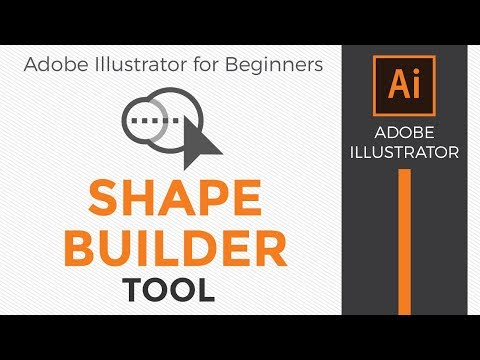 How to Use the Shape Builder Tool in Adobe Illustrator CC thumbnail