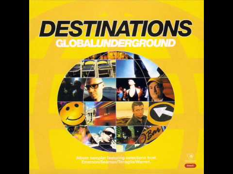 Global Underground - Sampler 3: Destinations (mixed by The F