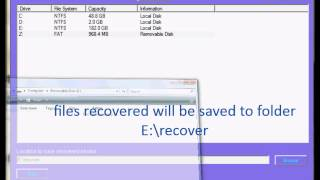 Windows photo recovery software free to undelete pics on Windows 7/8/XP/Vista/8.1 computers