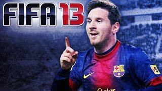 PARA MI FIFA 13 ES UNO DE LOS MEJORES DE LA SAGA... ¿VUESTRO TOP 5?   FIFA 13 Gameplay
